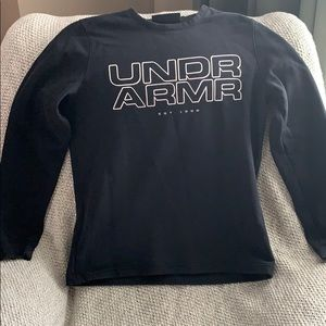 Under Armour Sweatshirt Cold Gear Size M